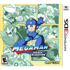 Mega Man Legacy - 3DS