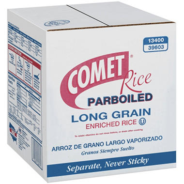 Comet Long Grain Rice, 50 Pound