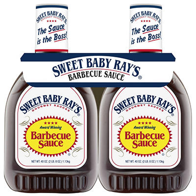 Sweet Baby Ray's® Barbecue Sauce - 2/40oz