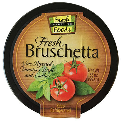 Fresh Creative Foods Bruschetta (35 oz.)