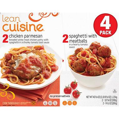 Lean Cuisine Italian Classics Meals - 40.75 oz. - 4 pk.