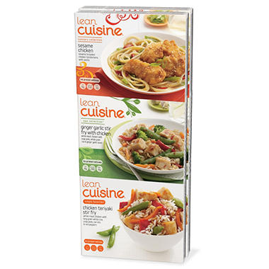 Lean Cuisine Asian Variety Pack - 6 pk.