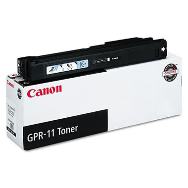 Canon GPR-11 Toner Cartridge, Select Color (25,000 Yield)