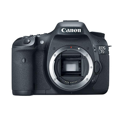 Canon EOS 7D 18.0MP Digital SLR Camera - Body Only