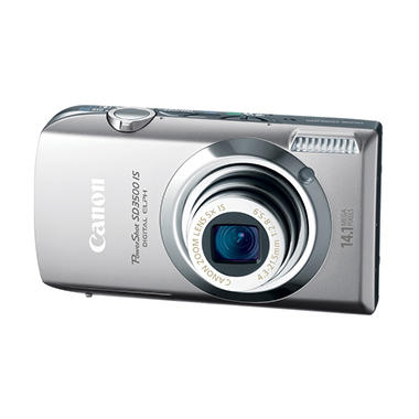 Canon PowerShot SD3500 14.1MP Digital Camera