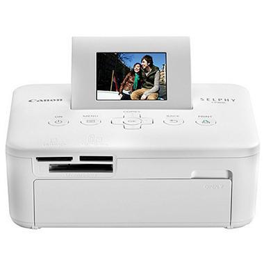Canon 4595B001 Compact Photo Printer