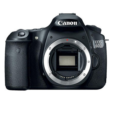 Canon EOS 60D 18MP Digital SLR Camera - Body Only
