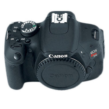 Canon T3i 18.0MP DSLR Camera - Body Only