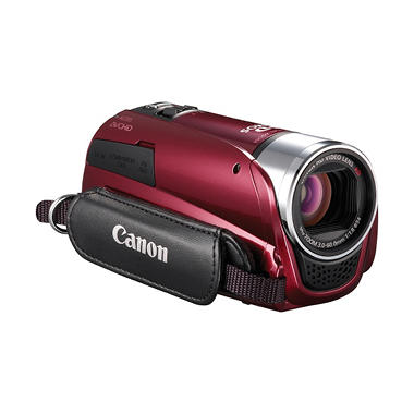 Canon HF R20 HD Camcorder - Red