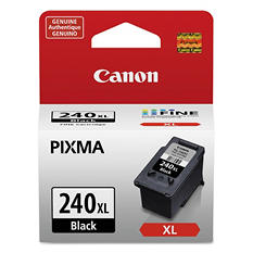 Canon PG-240XL High Yield Ink Tank Cartridge, Black