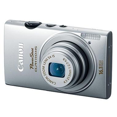 Canon ELPH 110 HS 16.1MP Digital Camera - Various Colors