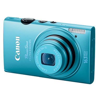 Canon ELPH 110 HS 16.1MP Digital Camera - Various Colors