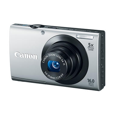 Canon A3400 16MP Digital Camera - Various Colors