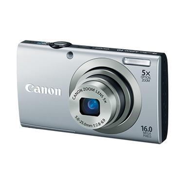 Canon A2300 16MP Digital Camera - Various Colors