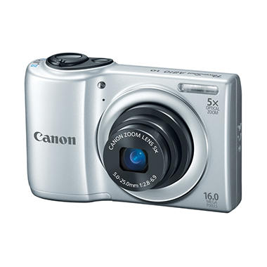Canon A810 16MP Digital Camera