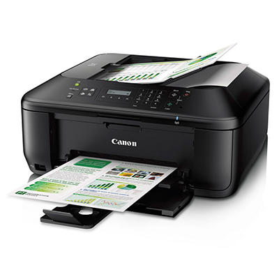 *$66.88 after $13 Tech Savings* Canon Pixma MX452 Wireless Inkjet Office All-in-One Color Printer