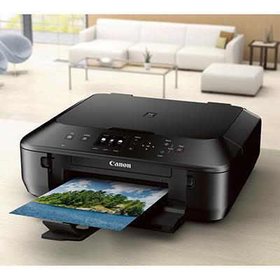 Canon Pixma MG5520 Wireless Inkjet Photo All-in-One Color Printer