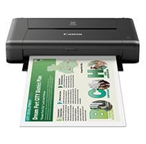 Click here for Canon® PIXMA iP110 Photo Inkjet Printer prices