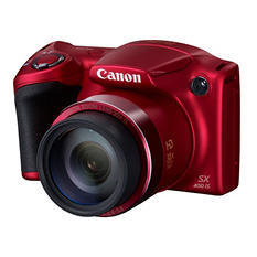 Canon PowerShot SX400 IS 16MP Digital Camera with 30x Optical Zoom