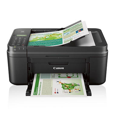 canon printer templates - canon pixma mx492 wireless inkjet printer sam 39 s club