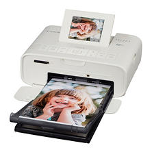 SELPHY CP1200 White Wireless Compact Photo Printer