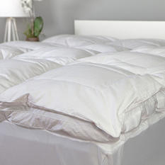 DownLuxe Luxury Feather Bed - Various Sizes