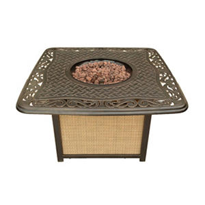 Artisan Cast-Top LP Gas Fire Pit