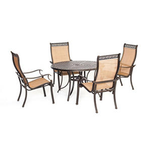 Manor 5-Piece Outdoor Dining Set