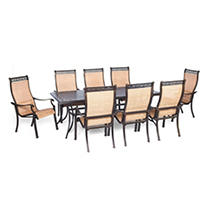 Click here for Manor 9-Piece Outdoor Dining Set prices
