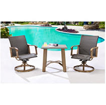 Click here for Hermosa 3-Piece Bistro Dining Set prices