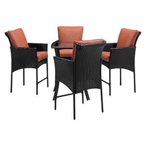 Strathmere Allure 5-Piece High-Dining Set