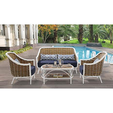 Athens 4-Piece Patio Set