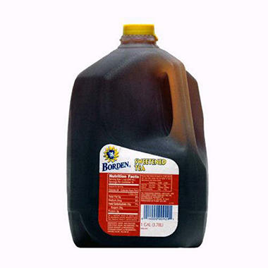 Borden Sweetened Iced Tea - 1 gallon
