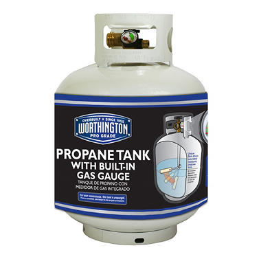 Worthington Liquid Propane Cylinder - 20 lb.