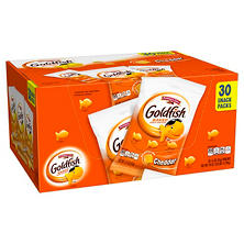 Pepperidge Farm Cheddar Goldfish Multipack (1.5 oz., 30 ct.)