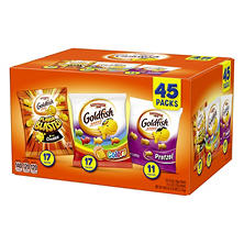 Goldfish Crackers Variety Pack (45 ct.)