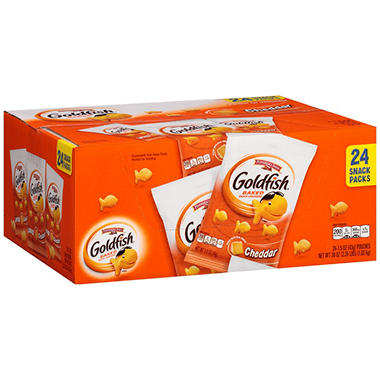 Pepperidge Farm� Goldfish - 1.5 oz. - 24 ct.