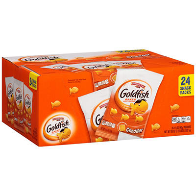 Pepperidge Farm Goldfish - 1.5 oz. - 24 ct.