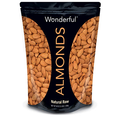 Wonderful Almonds - 48 oz.