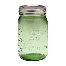 Ball Heritage Collection Quart Mason Jars - Assorted Colors and Sizes
