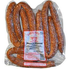 Rabideaux's Smoked Pork Sausage (4 lb.)