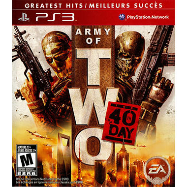 Army of Two 40th Day - PS3