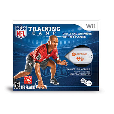 EA SPORTS Active NFL Training Camp - Wii