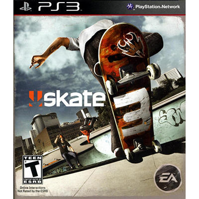 Skate 3 PS3 Greatest Hits