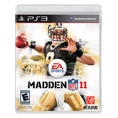 Madden NFL 11 - PS3