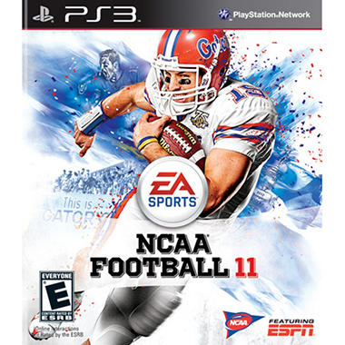 NCAA Football 11 - PS3