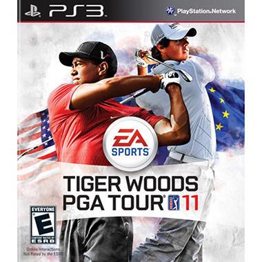 Tiger Woods PGA Tour 11 - PS3