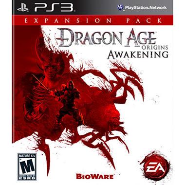 Dragon Age Origins: Awakening - PS3