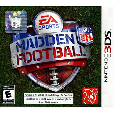 Madden NFL Football - 3DS