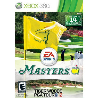 Tiger Woods PGA Tour 12: The Masters - Xbox 360